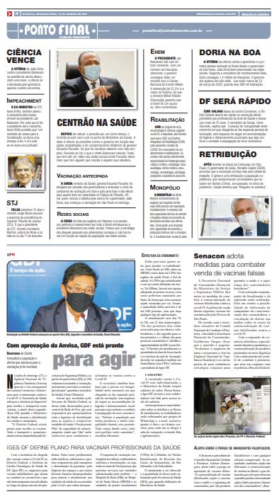 Brasília Agora – Pág 4 – 18.01.2021