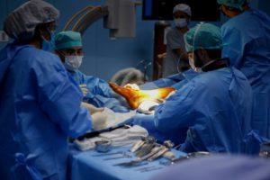 HB faz mutirão de cirurgias ortopédicas