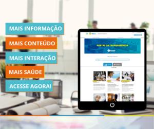 Portal da Transparência traz informações diversas ao público
